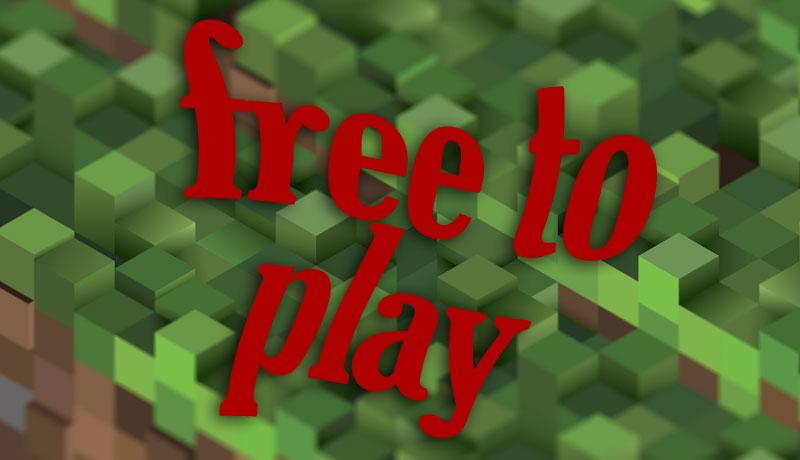 Бесплатный Minecraft