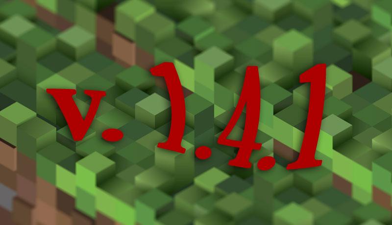 Minecraft 1.4.1