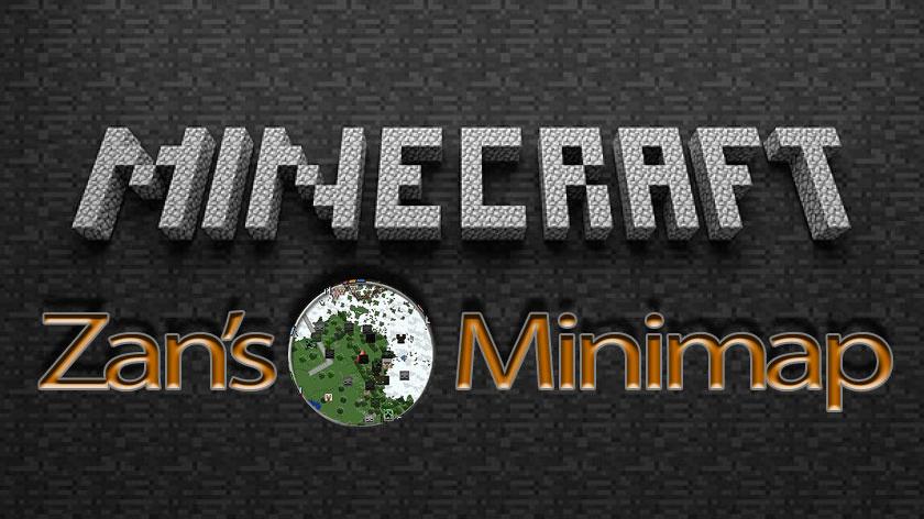 Миникарта Zan's Minimap