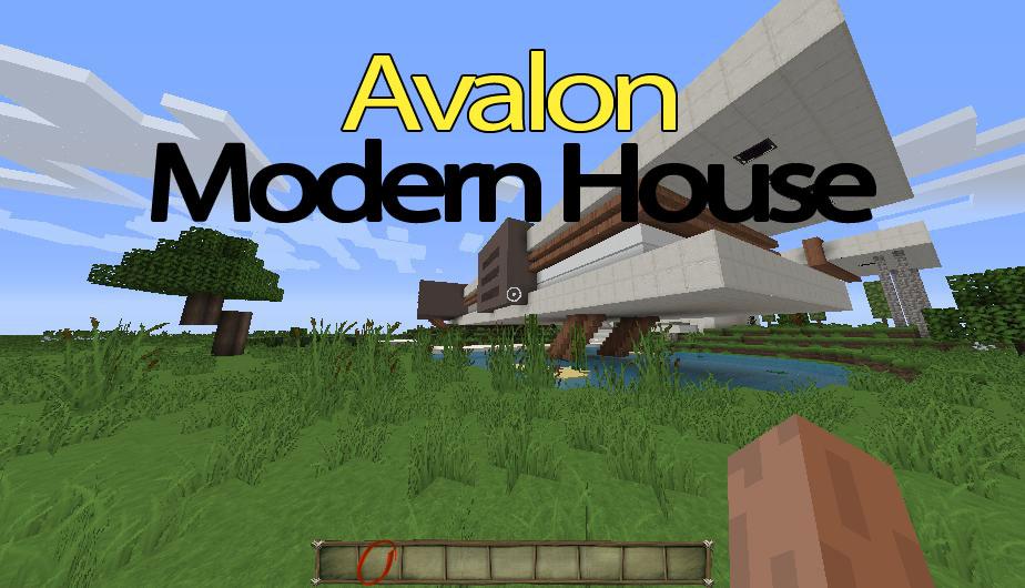 Современный дом Avalon