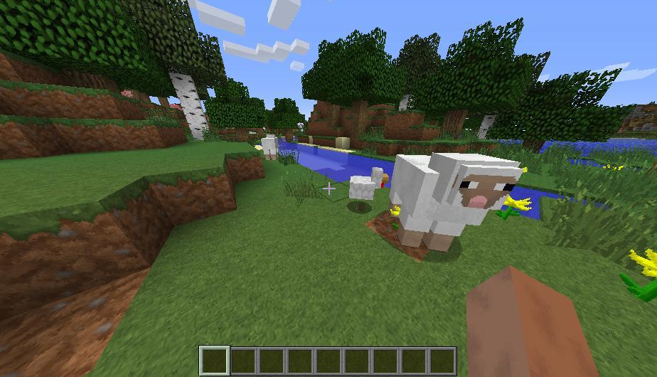 Текстуры для Minecraft 1.5.2, 1.6.4, 1.7.2, 1.7.10 и 1.8.