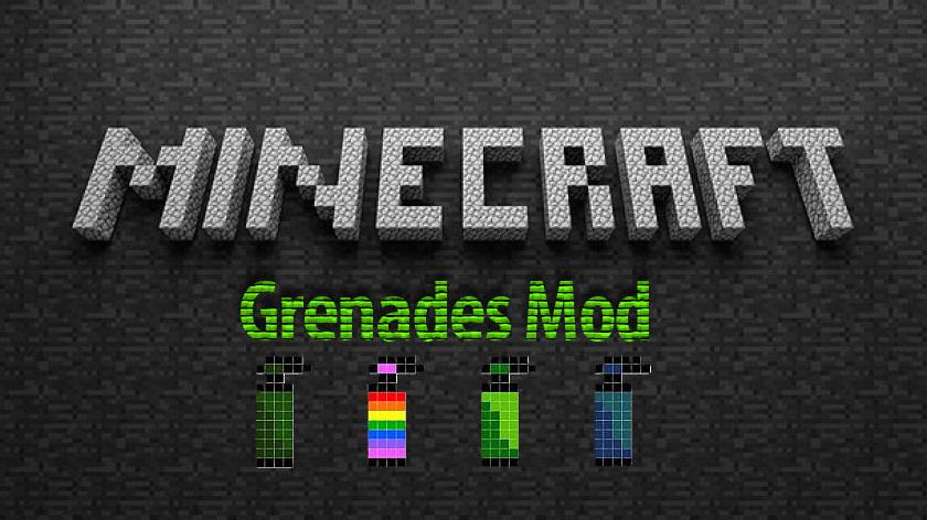 Grenades - гранаты