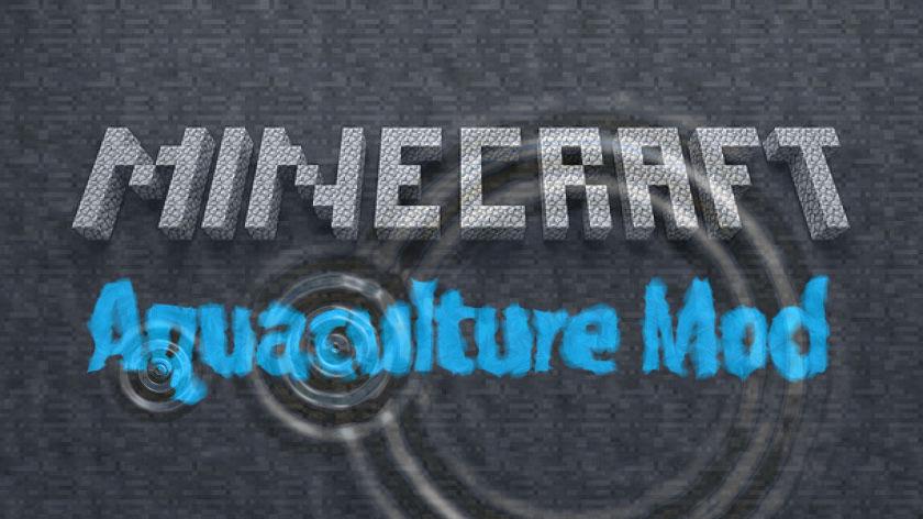 Aquaculture - мод на рыбалку