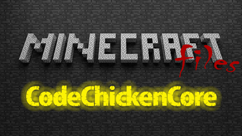 CodeChickenCore мод