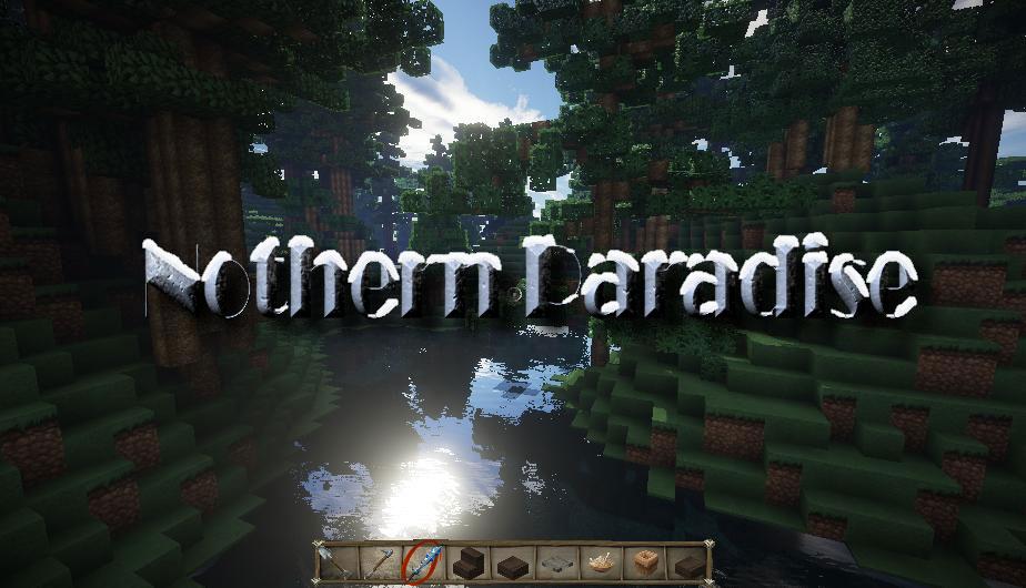 Nothern Paradise - у подножья гор