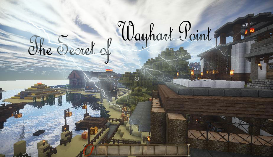 The Secret of Wayhart Point - тайное место