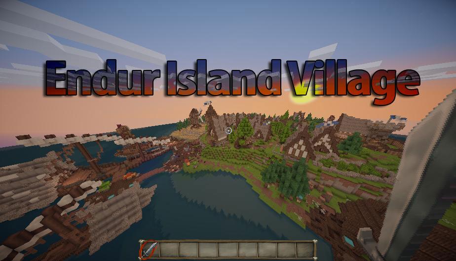 Endur Island Village - деревня на острове