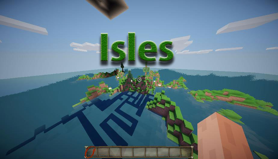 Outstanding Isles - необычные острова