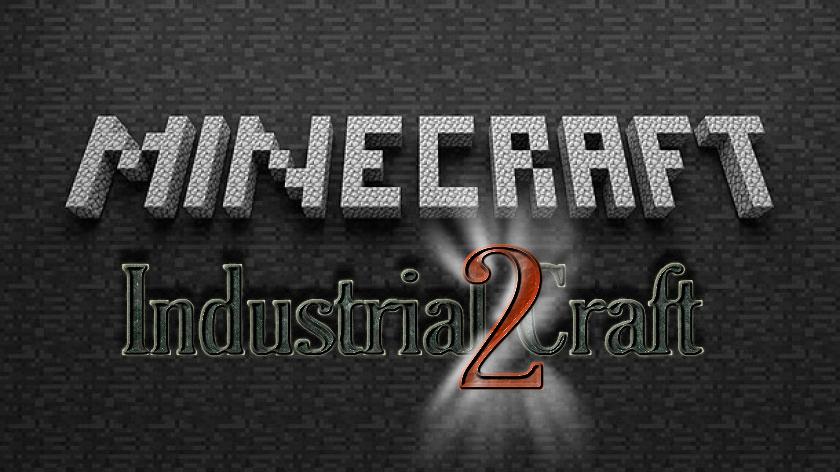 Industrial Craft 2 - индустриальный мод