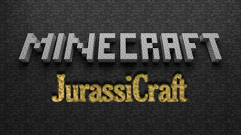 JurassiCraft - динозавры