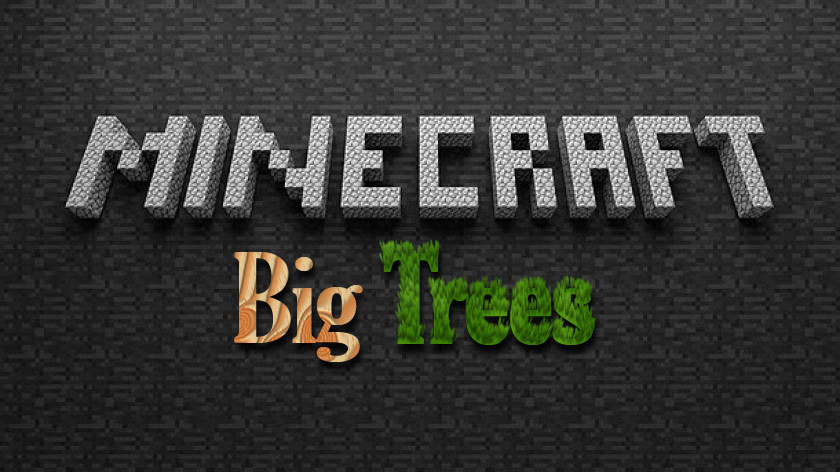 BigTrees - большие деревья