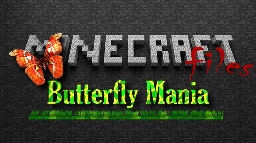 Butterfly Mania - красивые бабочки
