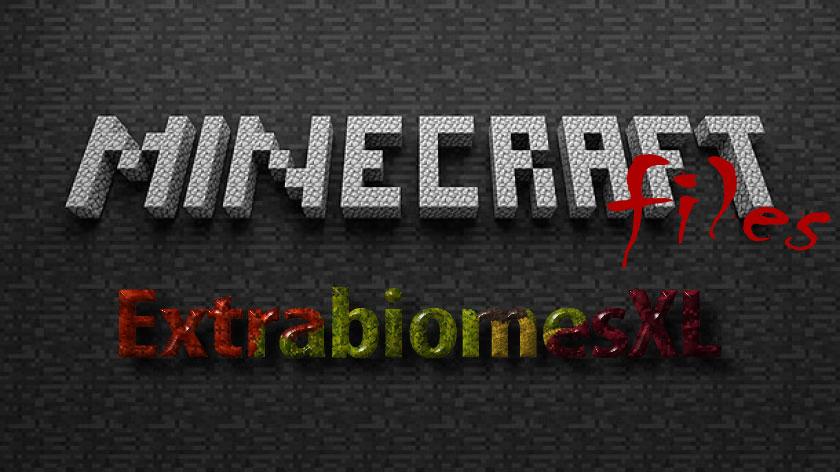 ExtrabiomesXL - новые биомы