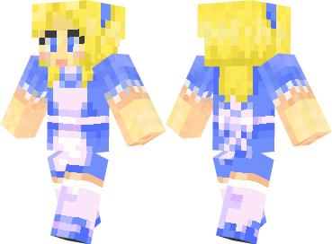 Скин Alice
