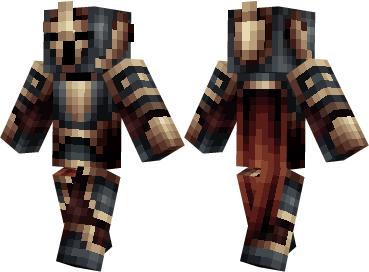 Скин Blackguard