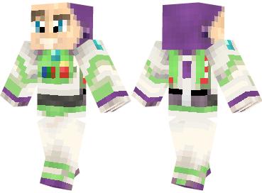 Скин Buzz Lightyear