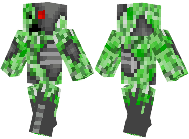 Creeper-Cyborg-Skin