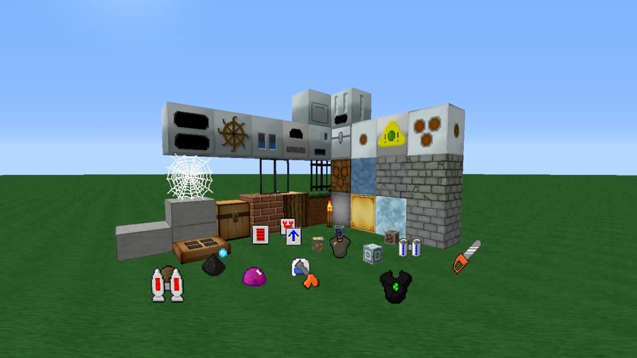 Industrial Craft 2 Mod 1.11.2/1.10.2 (Power & Machines ...