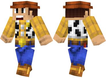 Скин Woody