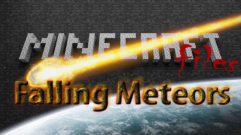 Falling Meteors - метеориты