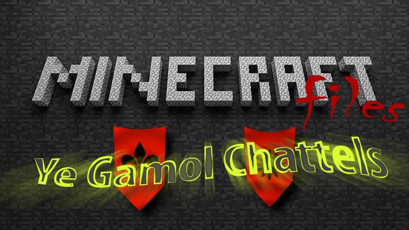 Ye Gamol Chattels - средневековые вещи
