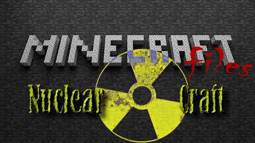 Nuclear Craft - ядерная бомба