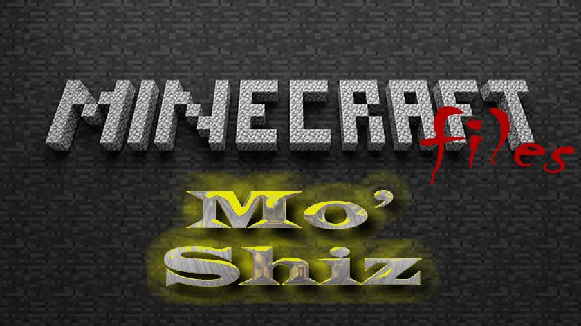 Mo' Shiz - много всего