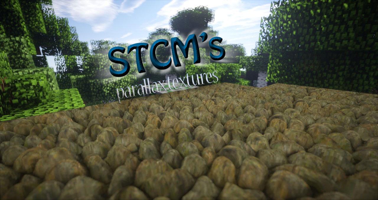 [128x] STCM's - Parallax 3D текстуры