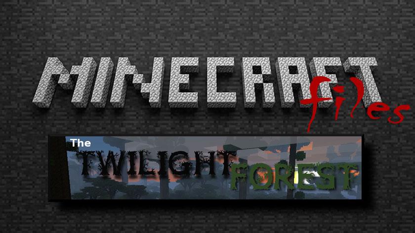 The Twilight Forest - мод на сумеречный лес