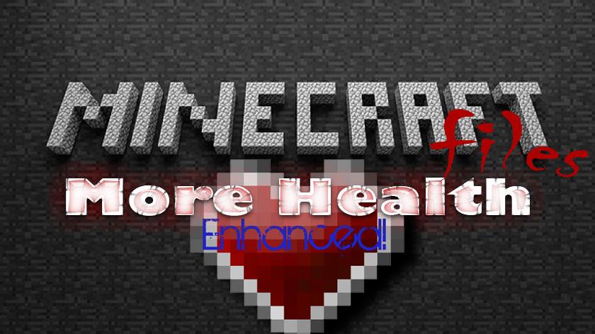 More Health Enhanced - добавь себе здоровье