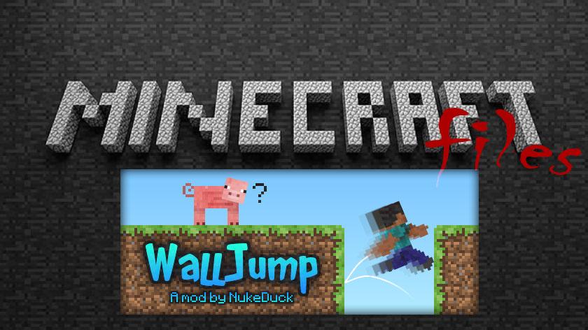Wall Jump - паркур прыжки
