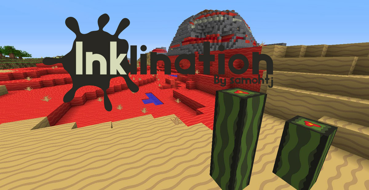 [256x] [128x] [64x] Inklination - векторные красивые HD текстуры