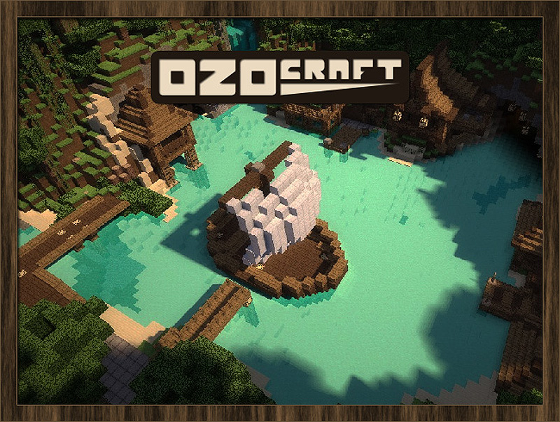 [32x] OzoCraft - RPG текстуры
