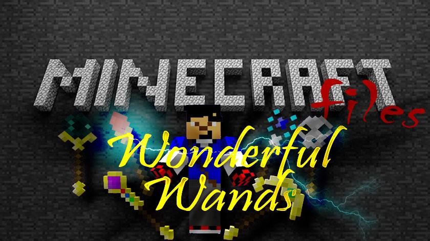 Wonderful Wands - магические посохи