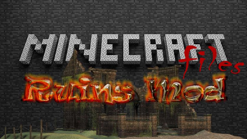 Ruins - разные постройки