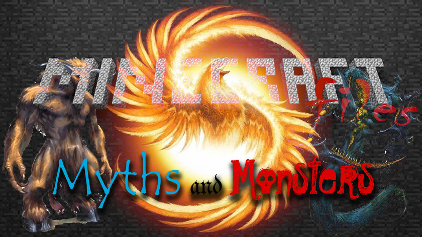 Myths and Monsters - мифы и легенды