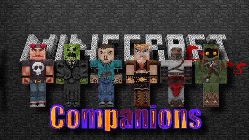 Companions - помощники