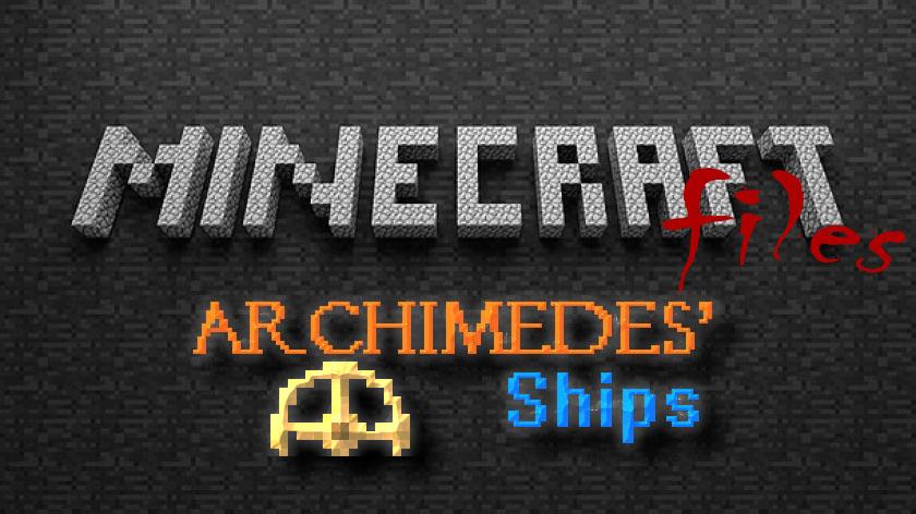 Archimedes' Ships - корабли и летательные аппараты