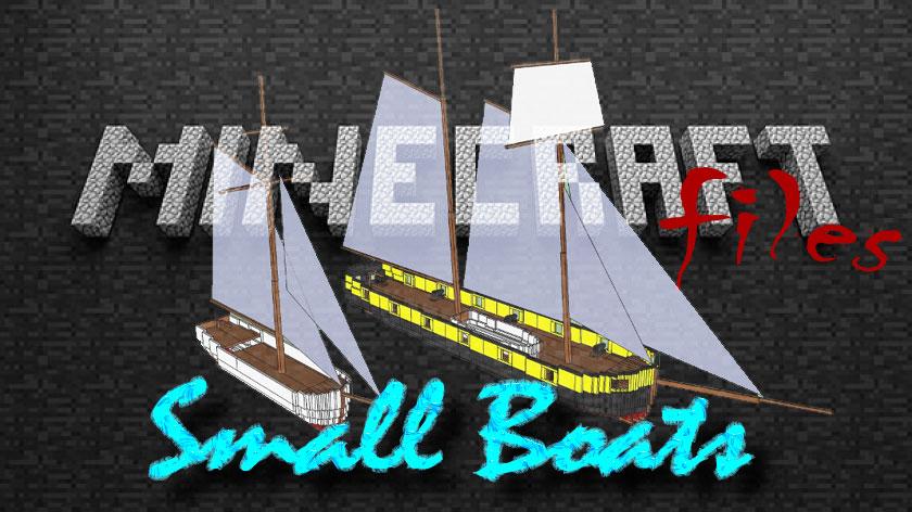 Small Boats - разные лодки
