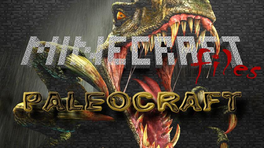 PaleoCraft - динозавры