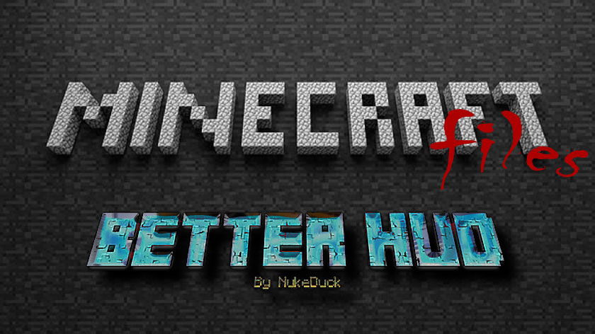 Better HUD - больше информации на экране