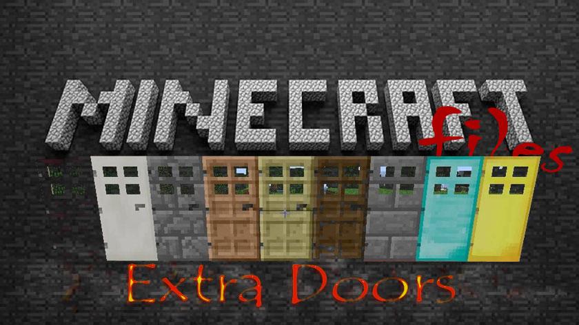 Extra Doors - новые двери