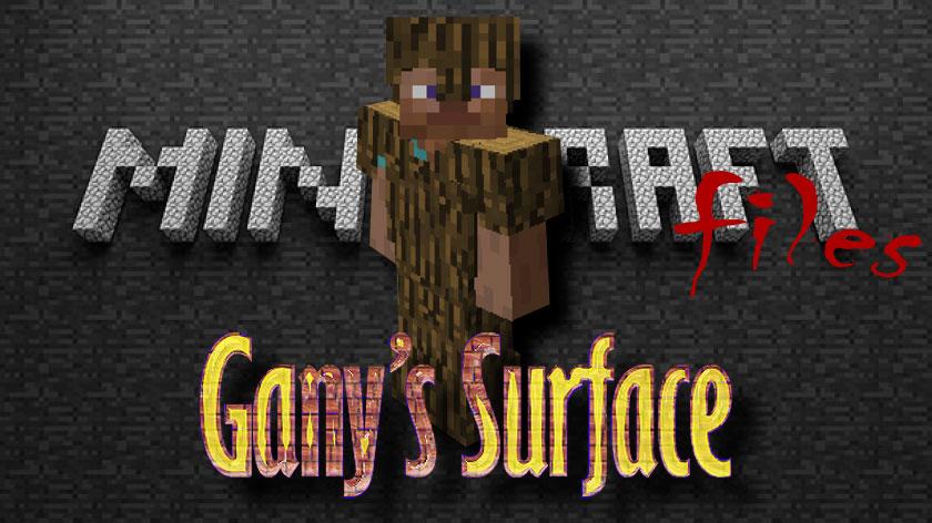 Gany's Surface - деревянная броня и двойной верстак