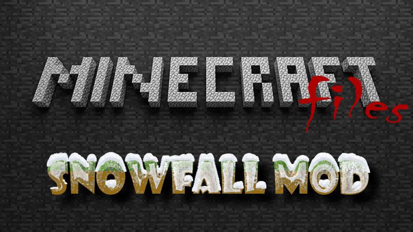 Snowfall - снегопад