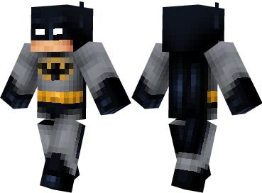 Скин Batman