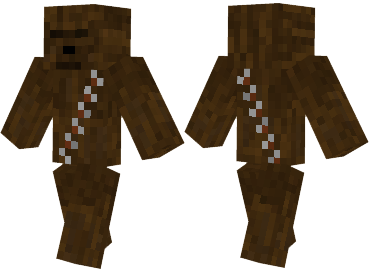 Chewbacca-Skin