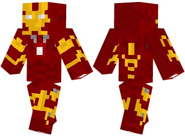 Скин Iron Man