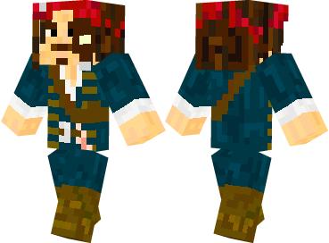 Скин Jack Sparrow
