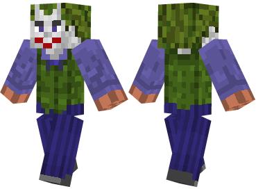 Скин Joker