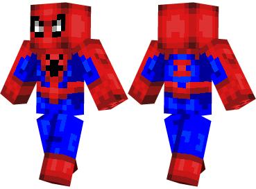 Скин Spiderman